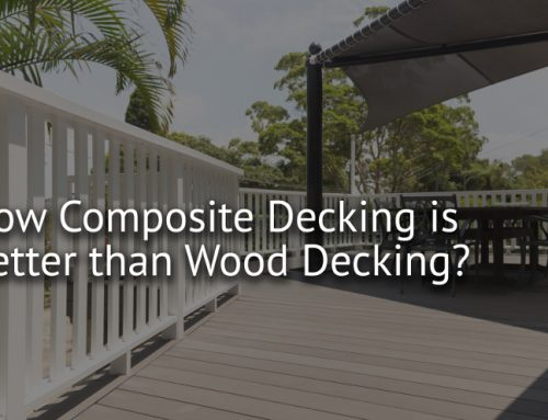 How Composite Decking is Better than Wood Decking?