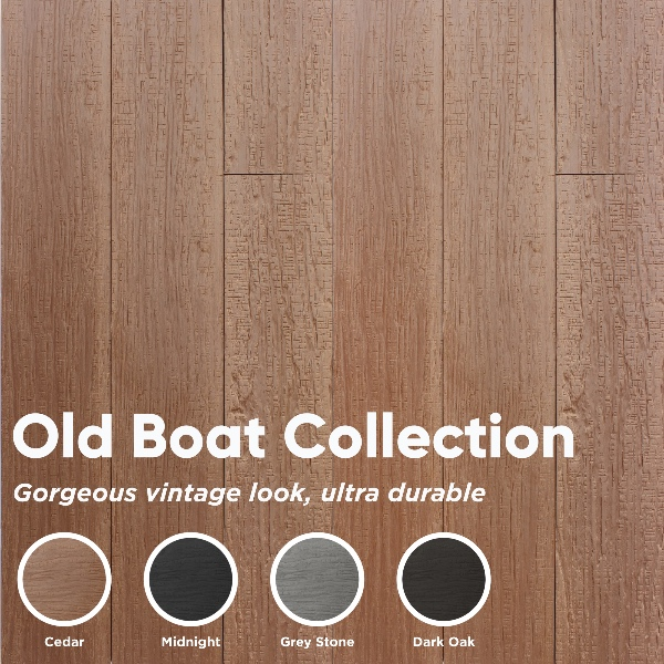 High quality decking perfect for pools and large projects